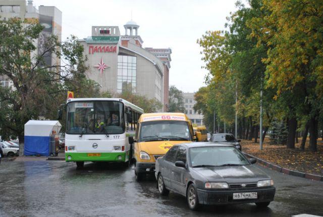 ВУльяновске подняли цены напроезд вавтобусах