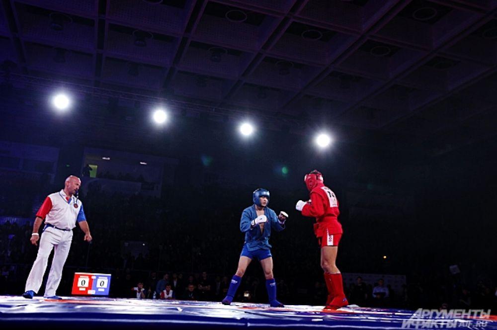 Международный турнир собрал сильнейших борцов и звезд спорта из России и Монголии.