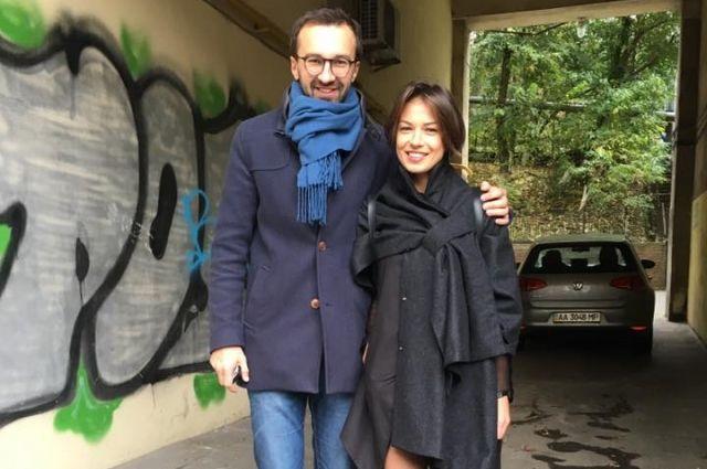 Сергей Лещенко и Анастасия Топольская