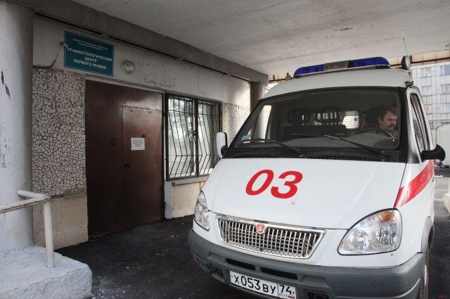 ВСтаврополе вечером при переходе на«зеленый» сбили женщину