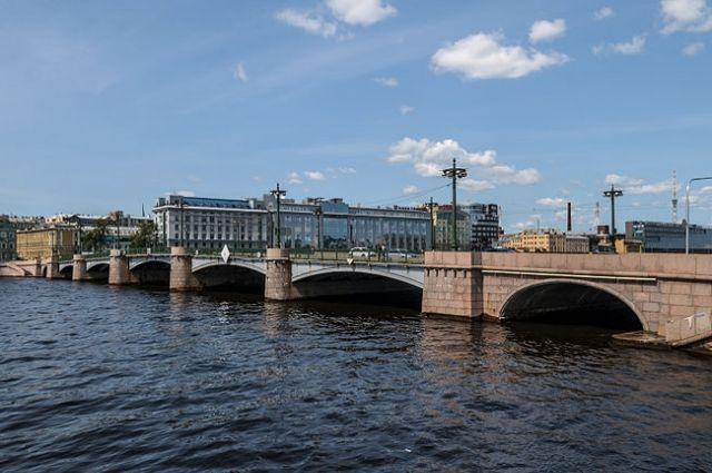 ВПетербурге разведут Сампсониевский иГренадерский мосты
