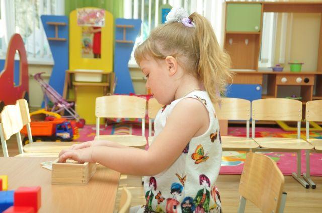 Модульный детсад на60 мест откроют кначалу зимы вКуйбышевском районе