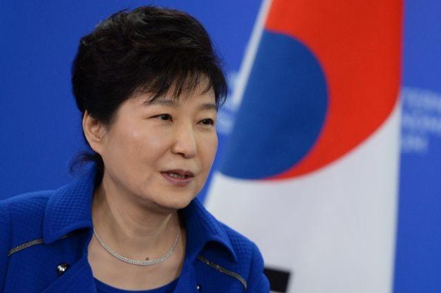 ВЮжной Корее арестовали подругу президента страны