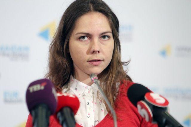 Вера Савченко назвала соучастника впохищении еесестры