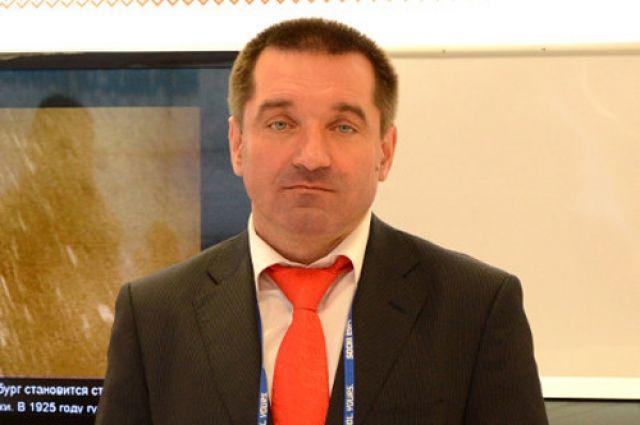 Геннадий Лискун - начальник управления организационной работы и туризма.