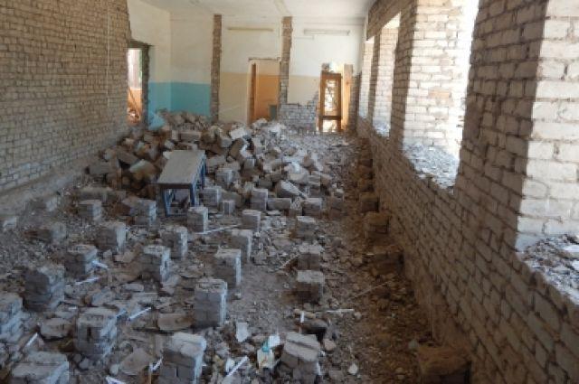 ВПятигорске снесли три незаконных торговых павильона