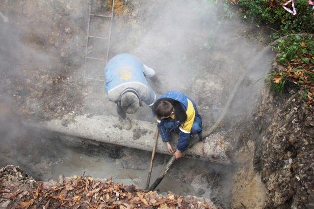 «Учерепашек ниндзя банный день»: НаВасильевском прорвало трубу скипятком