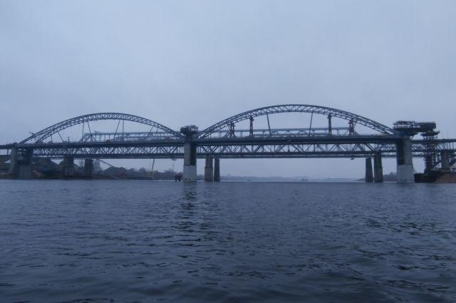 Дублер Борского моста 4ноября откроют только для строительной техники