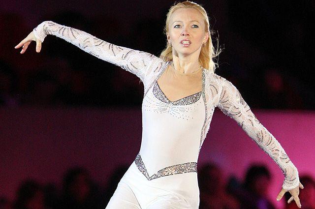 Татьяна Тотьмянина.