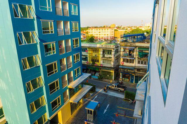 Ксередине осени вПетербурге ввели 264 тыс. «квадратов» жилья