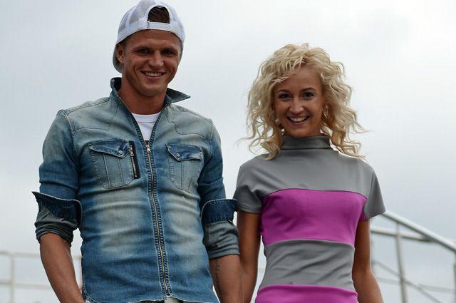 Дмитрий Тарасов и Ольга Бузова.