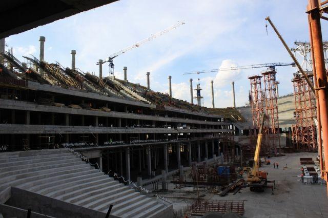 Мутко опроверг перенос сроки сдачи стадионов вНижнем Новгороде иВолгограде