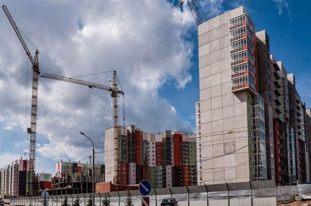 До конца 2016 года в Красноярске должны сдать более 600 тыс. кв. метров жилья.м