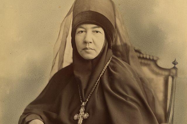 Фотопортрет матушки с дарственной надписью хранится в Волгоградском краеведческом музее.