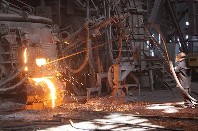 На ДСП №6 налажены нормативные плавки металла.