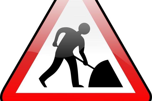 Автомобилистам рекомендуют быть внимательнее к временным дорожным знакам.