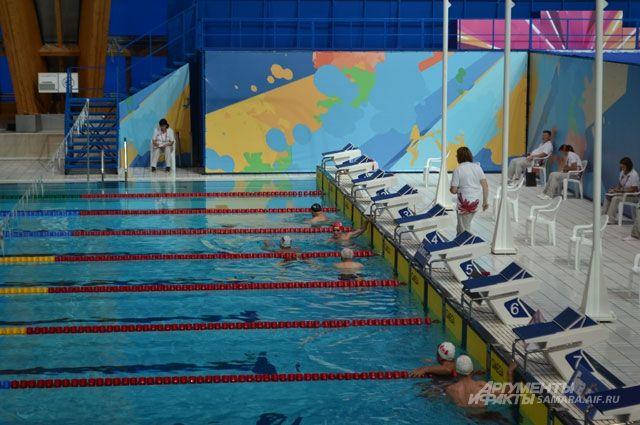 Неменее полутысячи спортсменов приедут вКазань наЧемпионат Российской Федерации поплаванию
