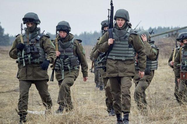 Мобилизованные бойцы наДонбассе не ведут войну — Порошенко