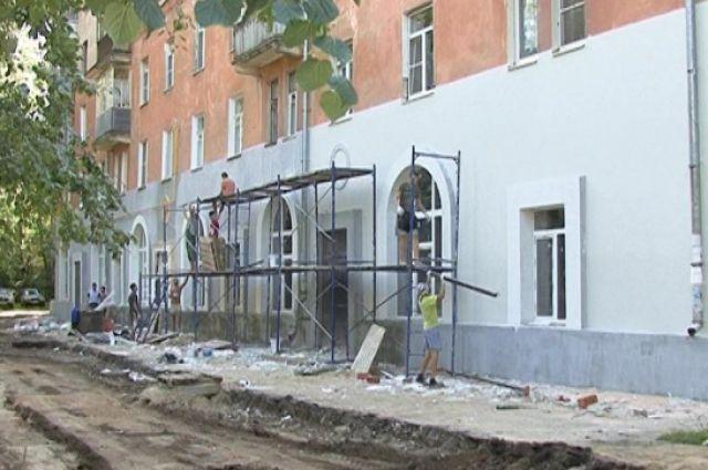 Около тысячи фасадов нижегородских зданий нуждаются времонте