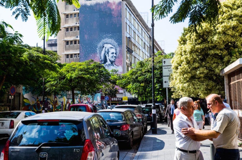Первый фестиваль российского кино в Бейруте.