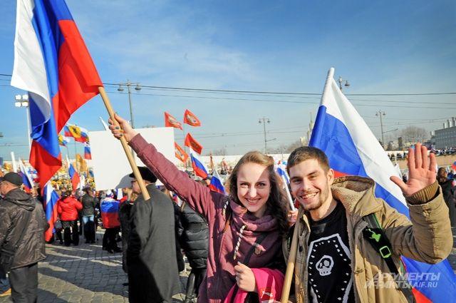 Россияне доброжелательны и гостеприимны по отношению к друзьям, но обидчикам спуску, если что, не дадут.