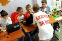 Более 350 юных разработчиков приняли участие в фестивале.