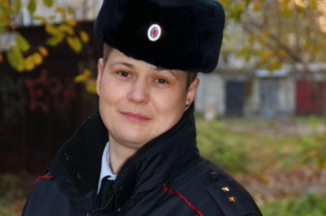 Елена Грезина