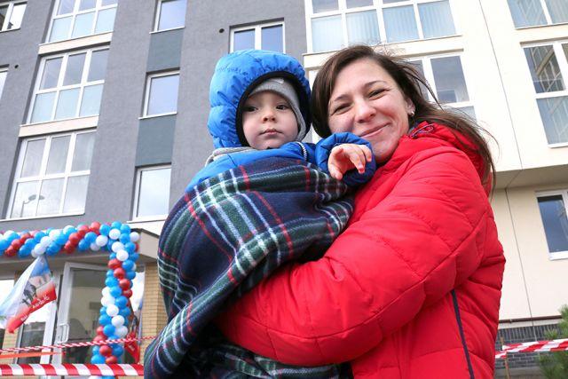 Очередной корпус «Новой Сельмы» торжественно открыли вКалининграде