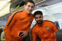 Тарас Степаненко и Эдуардо