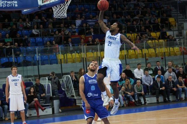 Баскетболисты «Енисея» впервый раз примут команду изКосово