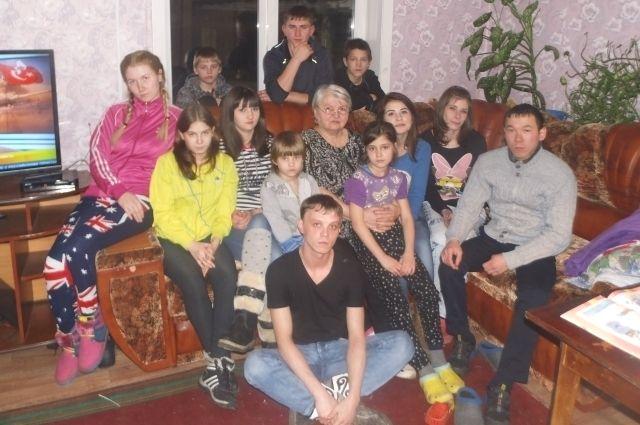 Уже 16 лет Татьяна Григорьевна - единственная глава своей семьи.