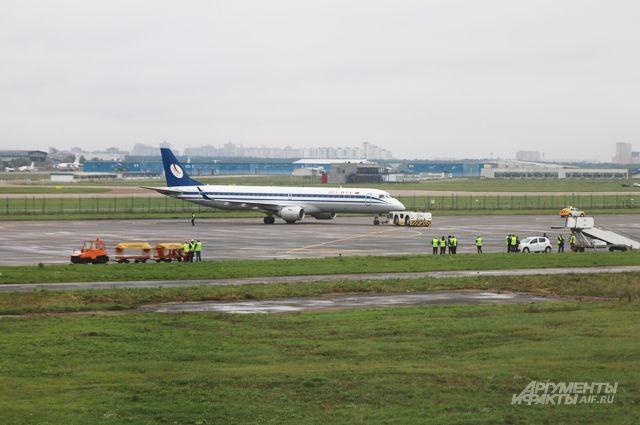 Российская Федерация подтвердила рейсы изТаджикистана до8ноября