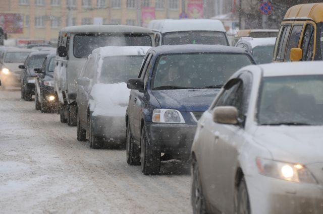 протяжённость автомобильных дорог в регионе свыше 30 тыс. км