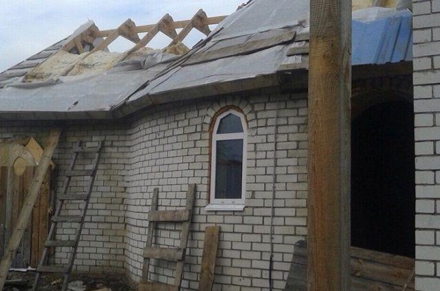 Начат снос незаконного многоквартирного дома наулице Подольской вПензе