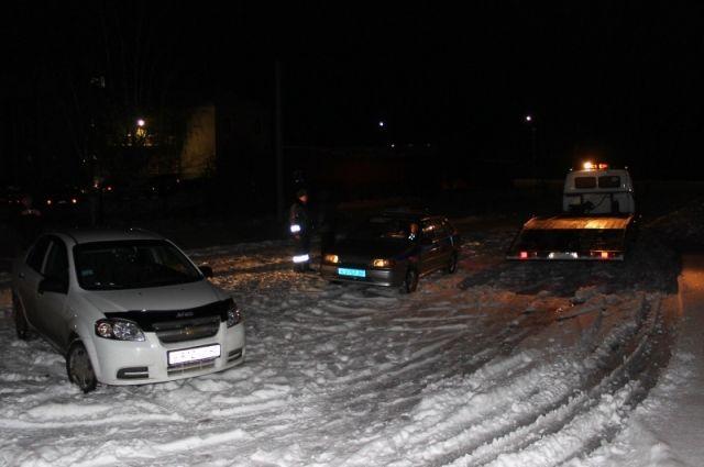 В Кузбассе проходит операция «Нетрезвый водитель».