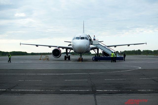 Пермский аэропорт предложил увеличить количество субсидируемых рейсов