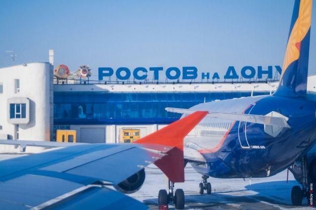 Airbus A320, летевший наКипр, пошел напосадку вРостове