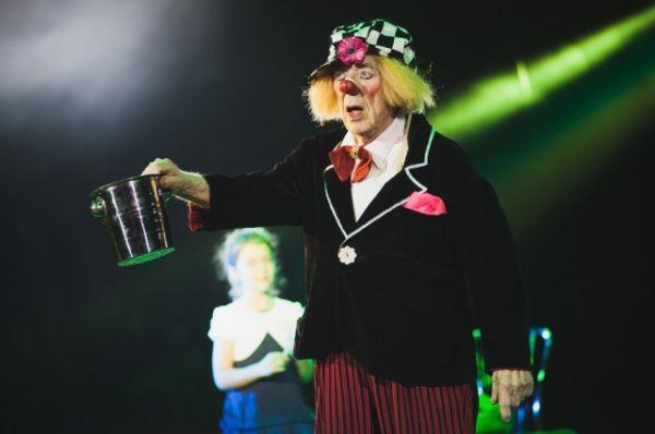 Об предстоящих гастролях легенды советского цирка СМИ писали: «На манеже Ростовского цирка взойдет солнце!».