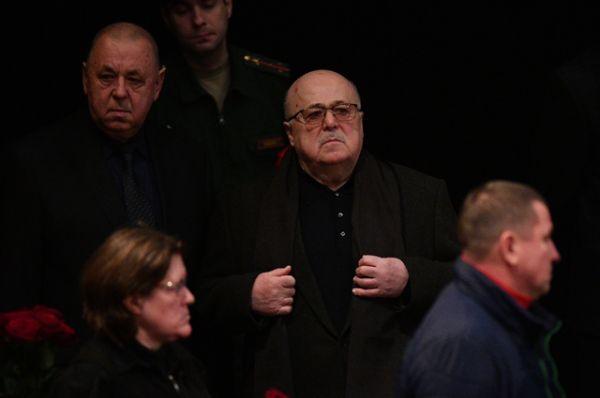 Художественный руководитель театра «Et Cetera» Александр Калягин.