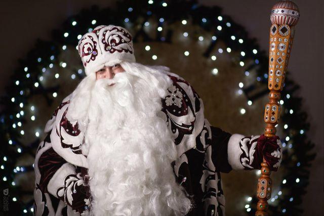 На целый месяц Дед Мороз покинет свою вотчину в Великом Устюге и поселится в Кирове.