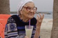 Баба Лена снова собирается в путешествие.