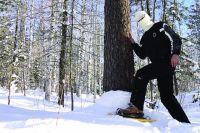 Два месяца – январь и февраль – Андрей Соловьев провёл в горах Алтая.