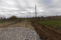 355 метров дороги построили в д. Ившино вместо 1,2 км.