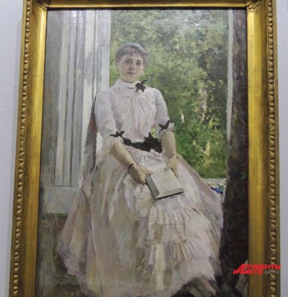 Портрет артистки Татьяны Любатович.