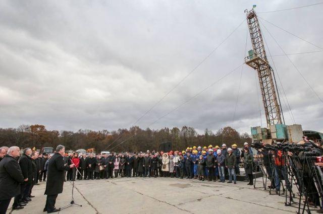 ВоЛьвовской области отыскали новое месторождение газа