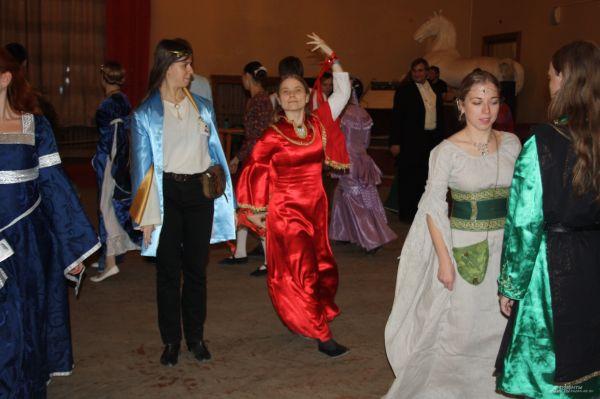 Главное, что эти наряды потом могут пригодиться для участия в других конвентах и конкурсах.