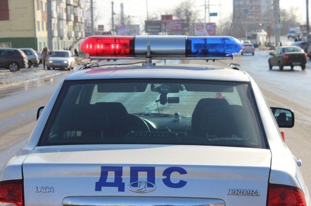 ВПерми иностранная машина сбила девушку напешеходном переходе