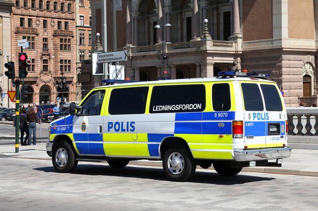 Сильный взрыв прогремел наюге Швеции
