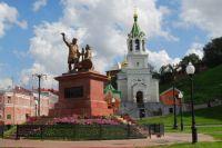 Памятник Козьме Минину и Дмитрию Пожарскому давно стал одним из символов России.