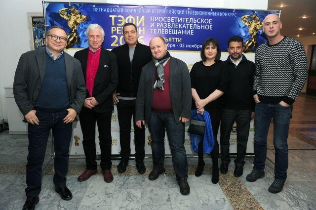 Финал всероссийского телевизионного конкурса «ТЭФИ-Регион» стартует сегодня вТольятти